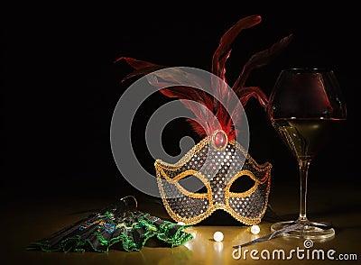 Accessories for the masquerade