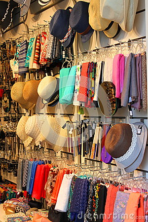 Scarves and hats for women