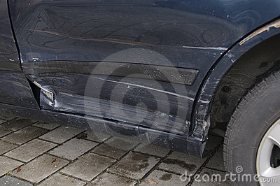 Accident damage