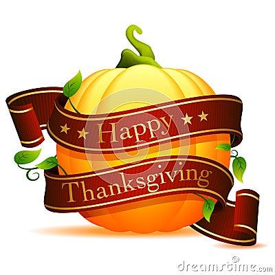 Acción de gracias feliz