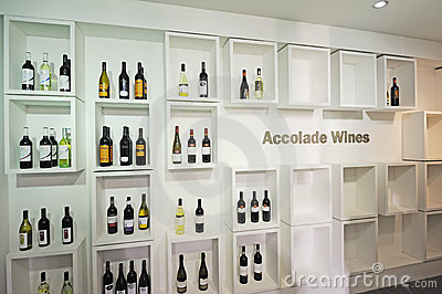 Accolade  Wines Editorial Photo