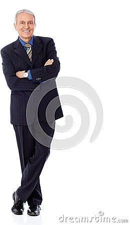 Accomplished businessman