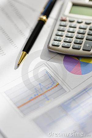 Free Accounting Stock Photo - 8591880