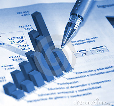 Free Accounting Report Stock Images - 7558164