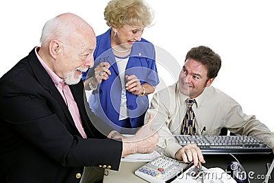 Accounting Series - Sr Thumbsup