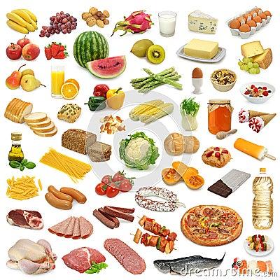 Accumulazione dell alimento