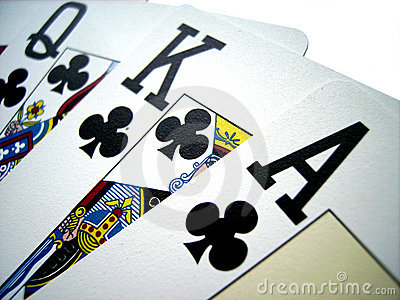 Ace king queen