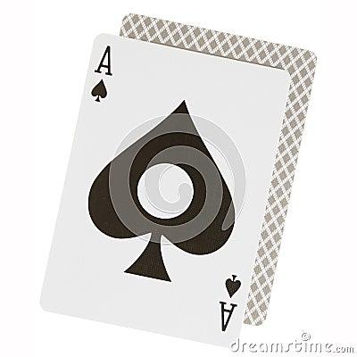 Ace spades