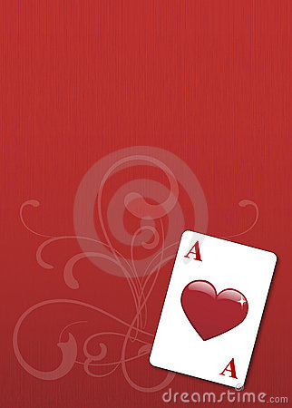 Aces, background poker
