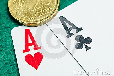 Aces and euros
