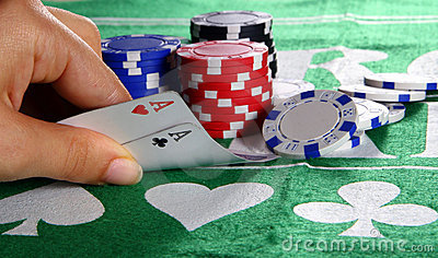 Aces In Texas Hold Em