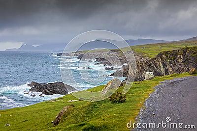Achill Island Seascape