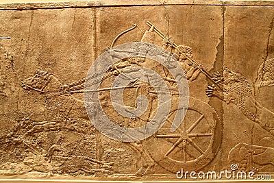 Acient Assyrian art 3