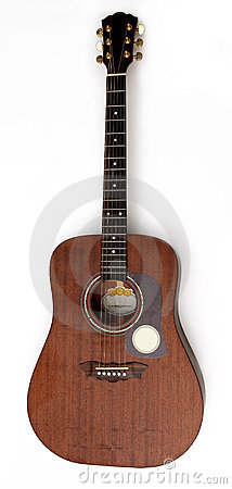 Free Acoustic Guitar Stock Images - 1184834