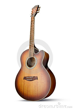 Free Acoustic Guitar Stock Photography - 13178742