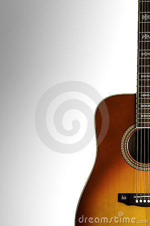 Free Acoustic Guitar Stock Image - 1597251