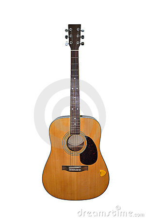 Free Acoustic Guitar Stock Images - 23251174