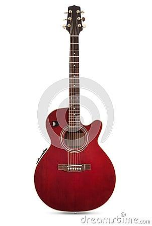 Free Acoustic Guitar Stock Photos - 28069263