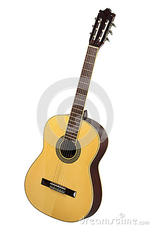 Free Acoustic Guitar Royalty Free Stock Photography - 28591817