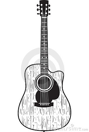 Acoustic Guitar Stock Photography Image 9955622