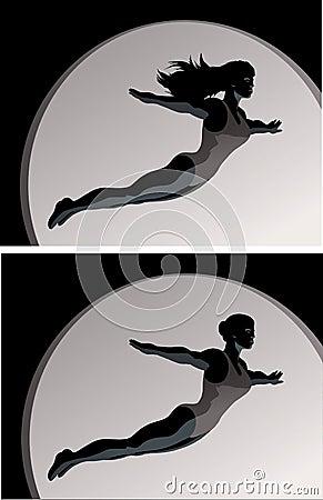 Acrobat/Diver/Trapeze Artist