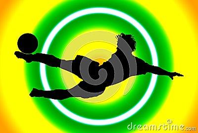 Acrobatic Soccer