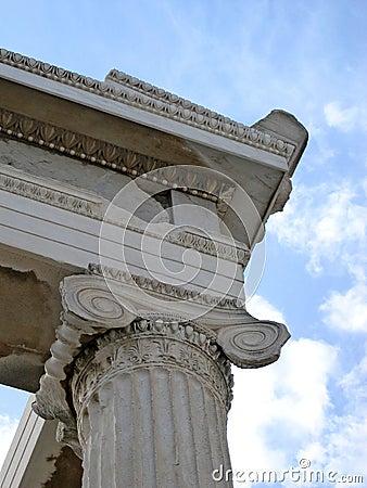 Acropolis erechtheum