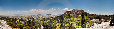 Acropolis panoramic