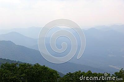 Across The Smokey Mountains