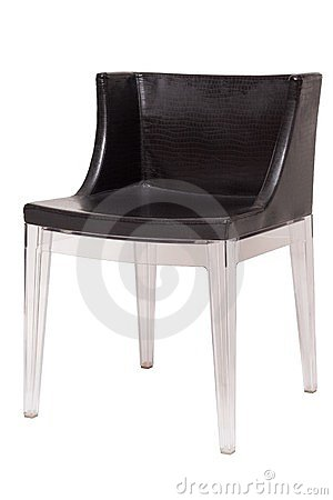 Free Acrylic Chair Royalty Free Stock Photography - 23474157