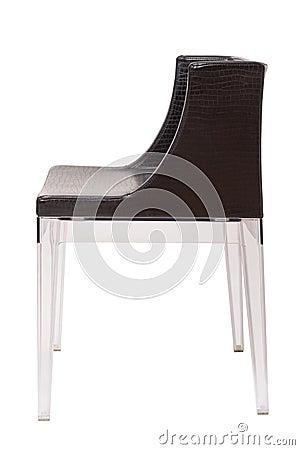 Acrylic seat
