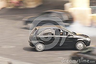 Action car