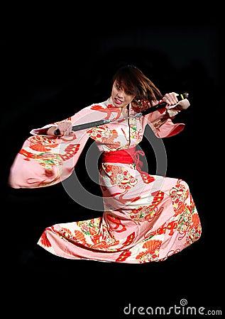 Action kimono