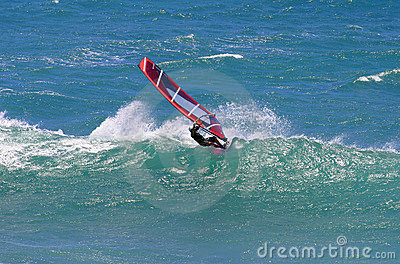 Action Sport Windsurfing Sailboarding