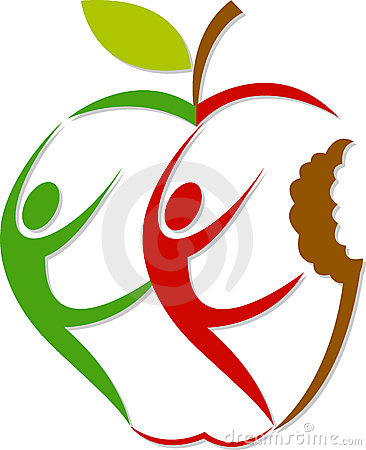 Active apple logo