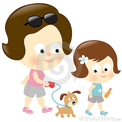 Active family lifestyle 2