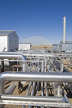 Active Natural Gas Compressor