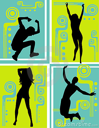 Active people vector