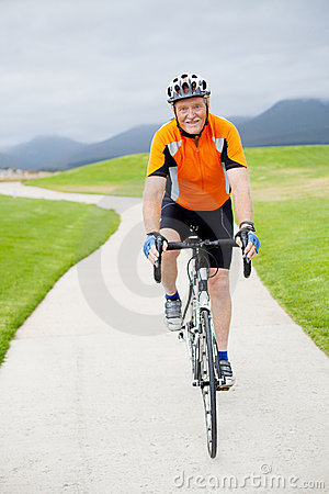 Free Active Senior Man Stock Photos - 22807163