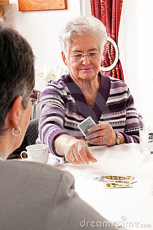 Active Seniors in their