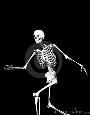 Active Skeleton