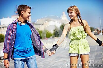 Active teens