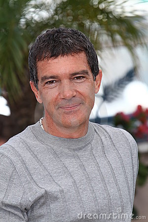 Actor Antonio Banderas Editorial Stock Photo