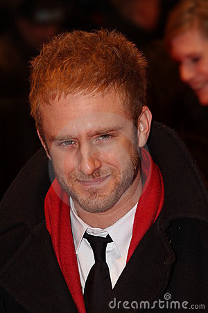 Actor Ben Foster Editorial Stock Photo