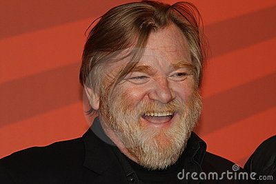 Actor Brendan Gleeson Editorial Image