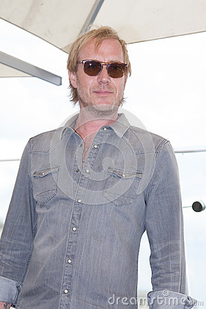 Actor Rhys Ifans Editorial Photography