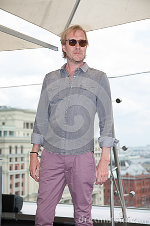 Actor Rhys Ifans Editorial Stock Image