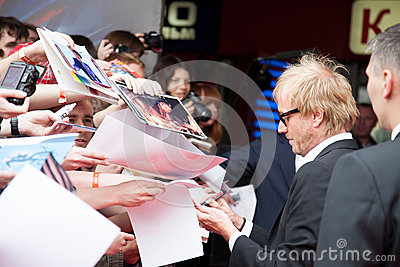 Actor Rhys Ifans Editorial Photo