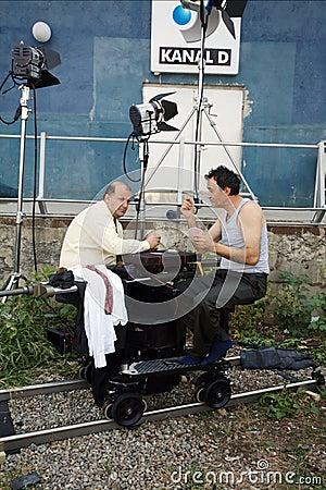 Actors Editorial Image