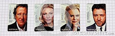 Actors australia Editorial Photography